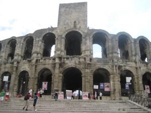 Coliseum in Arles